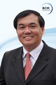 Dr Goh Moh Heng President BCM Institute